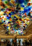 Bellagio Lobby with Fiori di Como