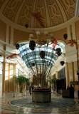 Autumn in the Bellagio Hallway