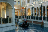 Venetian Canal and Restaurants