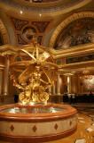 Venetian Checkin Lobby