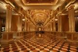 Golden Hallway