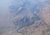 Flying Home ~ Colorado River