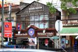 Riverside scene in Vientiane