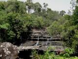 Tad Xai Falls, dry season