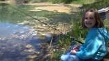 Will I catch my first fish?