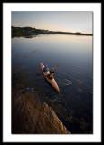 Midnight Kayak, Lovund Norway
