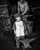 The Blacksmith son