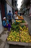 The morning mini  vegetable markets