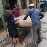 Mattress recycling (made from discards0