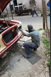 Never ending restoration of old cars
