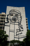 The Cubans revere Che