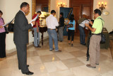 INPROTUR y Emilio Scotto - Desafío Ruta 40 Argentina. Conferencia en Lima, en el Country Club Lima Hotel