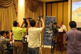 INPROTUR y Emilio Scotto, promocionan la Gira Sudamericana DESAFIO RUTA 40, Conferencia en Lima, Perú.