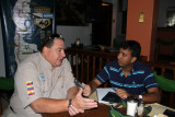 Emilio Scotto - Gira de Promoción Ruta 40 Argentina - Guayaquil