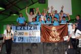Emilio Scotto y el quipo MED Ezeiza Dakar 2012