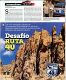 Presentaron lNPROTUR y Emilio Scotto el Desafio Ruta 40 Peru AUTOMOVILISMO