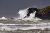 Storm Breaker on Hunter Island