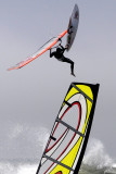 Windsurfer Winners Leg