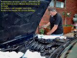 XJ8 COOLING SYSTEM FLUSHING AND REFILLING