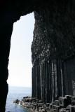 Fingal's Cave on Isle of Staffa