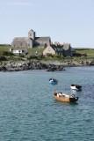 Abbey on Isle of Iona