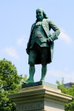 Benjamin Franklin, Lincoln Park, Chicago