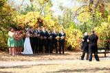 Wedding in Hennepin Island Park, Minneapolis