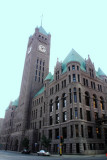 Minneapolis City Hall Clock Tower
