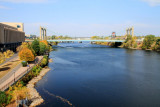 Hennepin Ave. Bridge, Minneapolis