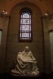Replica of the Pieta, recreated by Vescova Buonnarati Art, Cathedral of St.Paul, Summit Hill, St.Paul