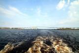 Blatnik Bridge, Lake Superior, connects Minnesota to Wisconsin