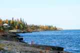 Lake Superior, North Shore Scenic Drive, Duluth to Two Harbors