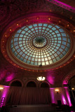 Chicago Cultural Center, Preston Bradley Hall, Tiffany Dome - Open House Chicago 2011