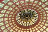 Chicago Cultural Center, Tiffany Dome - Open House Chicago 2011