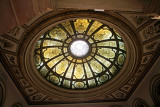 Chicago Cultural Center, Healy and Millet Glass Dome - Open House Chicago 2011