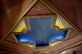First United Methodist Church, Chicago - sky chapel ceiling - Open House Chicago 2011