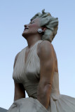 Forever Marilyn by J. Seward Johnson, Michigan Avenue, Chicago