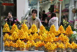 Fruit Seller, Flower Market, Mong Kok, Hong Kong