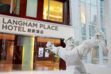 Materialist Series - Wang Guangyi - Langham Place Hotel, Mong Kok, Hong Kong
