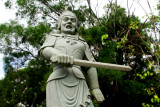 The Twelve Divine Generals - General Vajra, Ngong Ping, Hong Kong