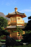 Pavilion of Perfection, Chi Lin Nunnery, Nan Lian Garden, Diamond Hill, Kowloon, Hong Kong