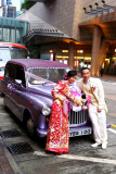 Wedding in Hong Kong
