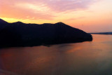 Sunset from Lantau, Hong Kong
