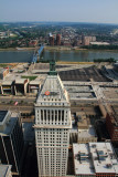 PNC Tower, View from Carew Tower, Cincinnati, Ohio