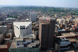 Center at 600 Vine, View from Carew Tower, Cincinnati, Ohio