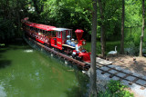 Cincinnati Zoo - train