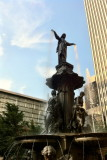 The Genius of Water, Tyler Davidson Fountain, Cincinnati, Ohio