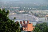 Newport Southbank Bridge, Purple People Bridge, Cincinnati, Ohio