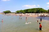 Ohio Street beach, Milton J Olive III park, Streeterville, Chicago