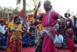 The grace of the dance, Dilli Haat, Delhi